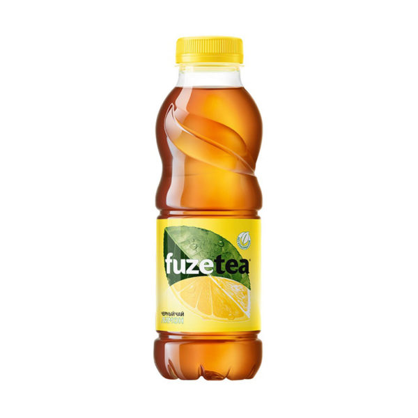 fuse tea lemon